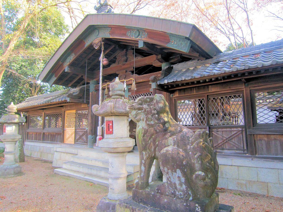 田原本町味間の須賀神社
