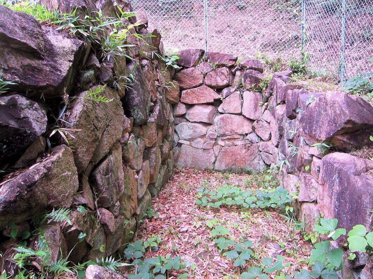 忍坂1号墳の横穴式石室